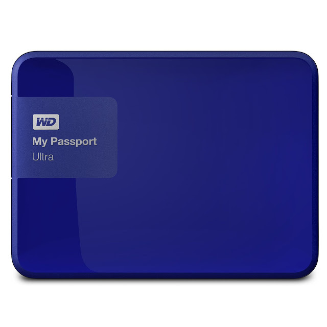 WD My Passport Ultra 1TB Portable HDD Review - The Best 1TB External Hard Drive of 2016 from Western Digital