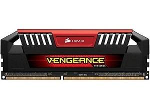 Corsair Vengeance Pro 16GB 2x8GB DDR3 2400MHz PC3 19200 Desktop, Red CMY16GX3M2A2400C11R review