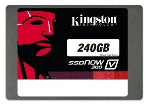 Kingston Digital 240GB SSDNow V300 SATA 3 2.5 (7mm height) Solid State Drive (SV300S37A/240G) review