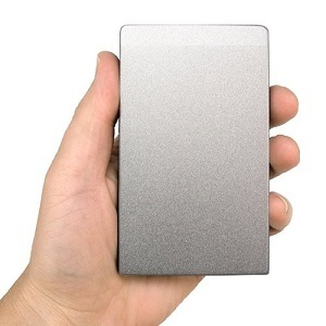 U32 Shadow™ 1TB (1 Terabyte) External USB 3.0 Portable Solid State Drive SSD (Silver) review