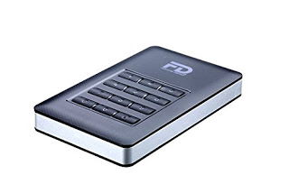 DataShield Portable Data Drive