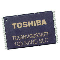 Toshiba NAND Flash Memory Products for Embedded Applications