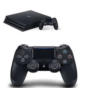 PS4 Pro + controller