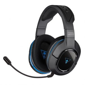 Turtle Beach - Ear Force Stealth 400 wireless headset