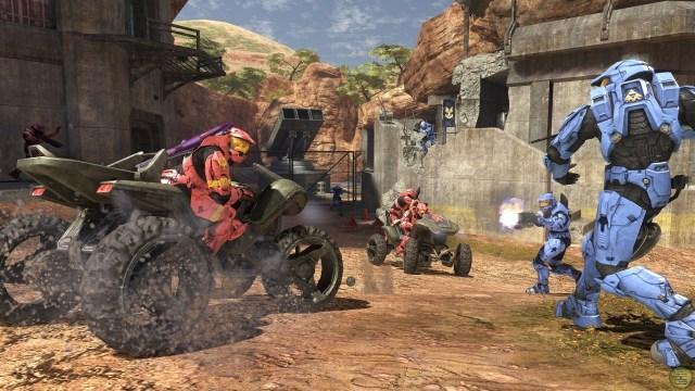 Halo 3 gameplay