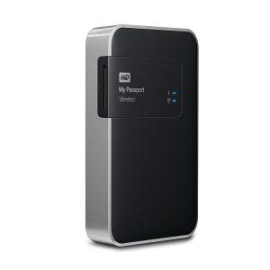 My Passport Wireless Wi-Fi Mobile Storage