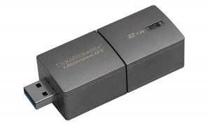 Kingston DataTraveler Ultimate GT Flash Drive amaz