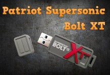 Patriot Supersonic Bolt XT featured