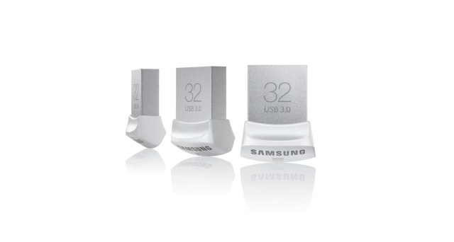 Samsung FIT USB Flashdrive Showcase