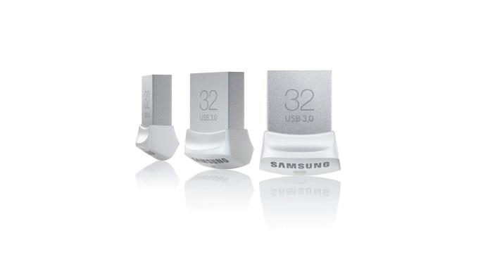 Samsung FIT USB Flashdrive Showcase