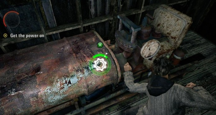 Alan Wake gameplay