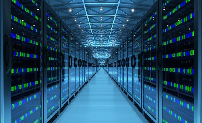 Endless data center, what are petabytes, exabytes, terabytes, gigabytes explained
