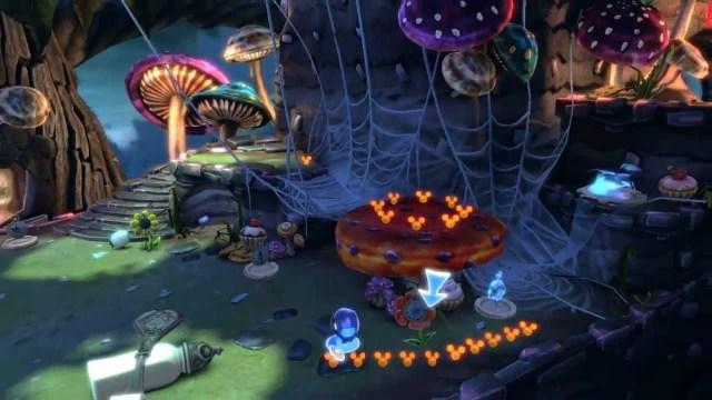 Disney universe Xbox 360 gameplay