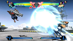 Marvel Vs Capcom gameplay
