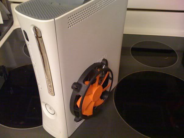 Xbox 360 cooling