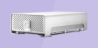G-Technology G-RAID Mini best portable hard drive RAID review and specs, featured USB 3.0 and FireWire 800 RAID ports
