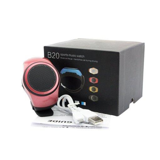 SVPRO Portable Wireless Bluetooth Speaker Watch