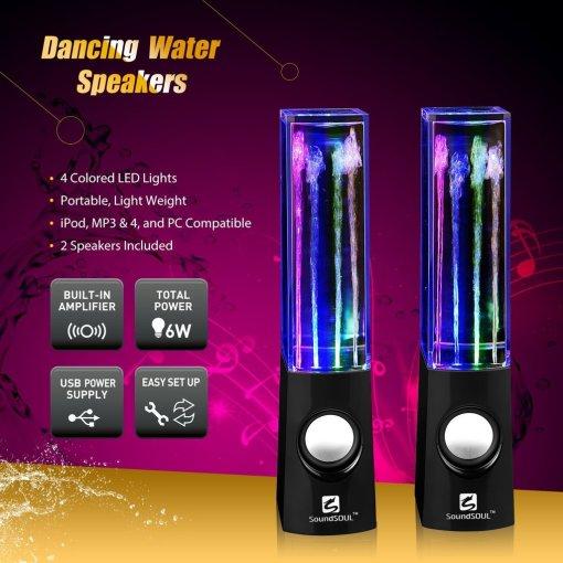 SoundSOUL Wireless Bluetooth Speaker