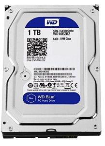 WD blue 5400RPM