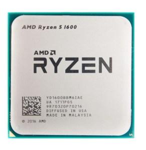 AMD Ryzen 1600 CPU