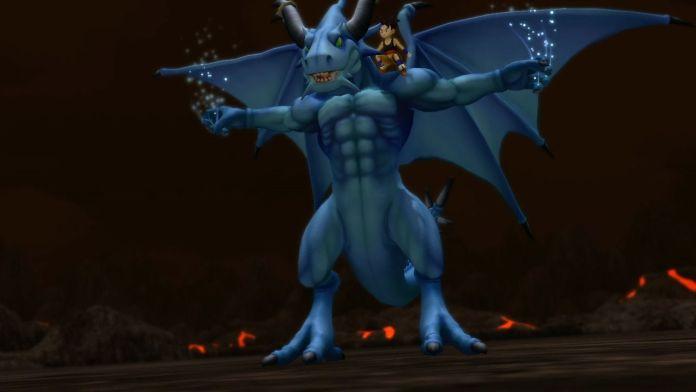 Blue Dragon xbox 360 game