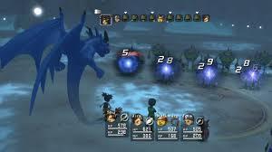 Blue Dragon xbox 360 gameplay2