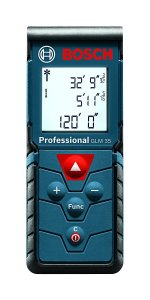 Bosch GLM 35 Laser Distance Measure