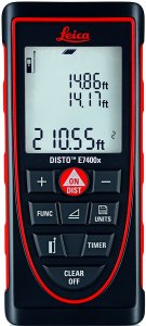 Leica DISTO E7400x 265 ft. Laser Measuring Tool