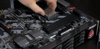 Placing AMD Ryzen in Thomahawk motherboard