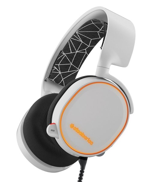 SteelSeries Arctis 5 RGB Illuminated Gaming Headset with DTS Headphone:X 7.1
