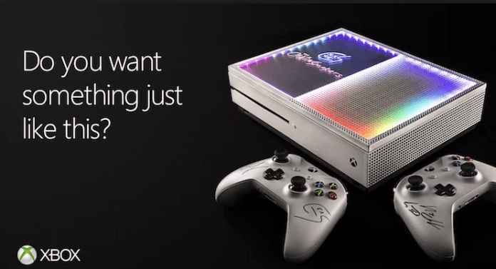 Microsoft Releases Custom The Chainsmokers Xbox One S