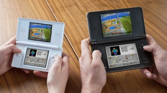 Minecraft Explores New Game Console, Available for the Nintendo 3DS