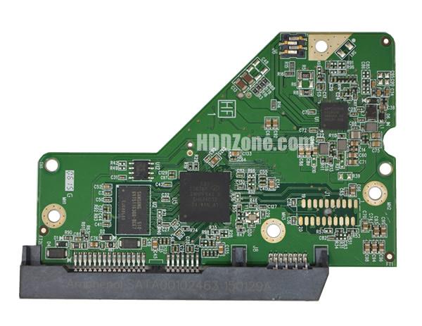 WD10PURX-64E5EY0 WD PCB 2060-800006-001