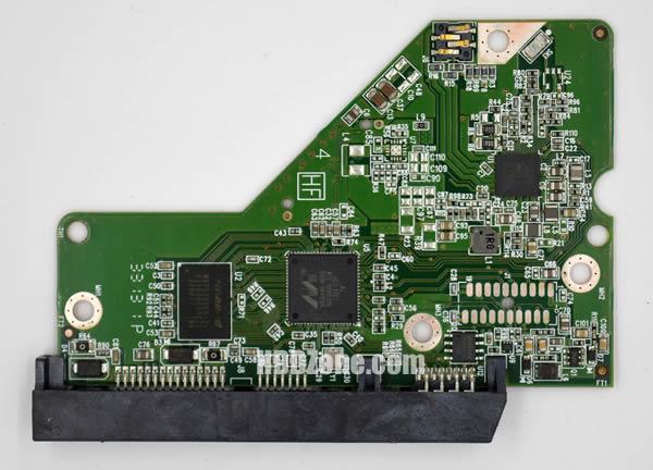 WD30EZRX WD PCB 2060-771945-000