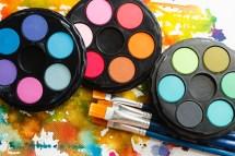Watercolor Paints Hd Free Foto