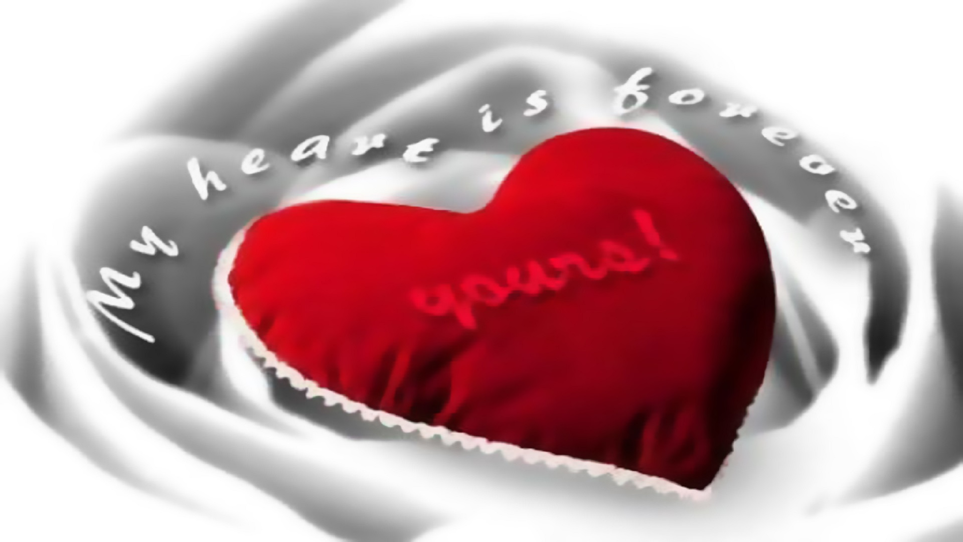 Cute Doll Wallpaper For Whatsapp Amzaing Love Forever Red Heart Wallpaper Hd Wallpaper