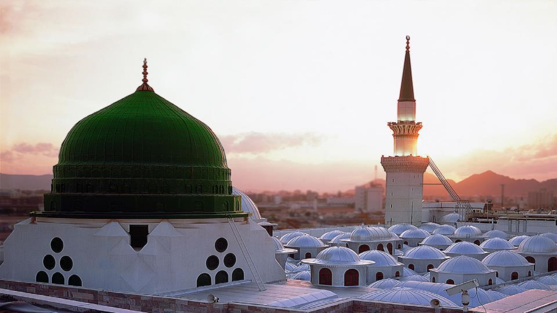 Madina Shareef Top Best Place HD Wallpapers Free