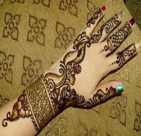 Beautiful-Mehndi-Designs-free-hd-wallpapers - HD Wallpaper
