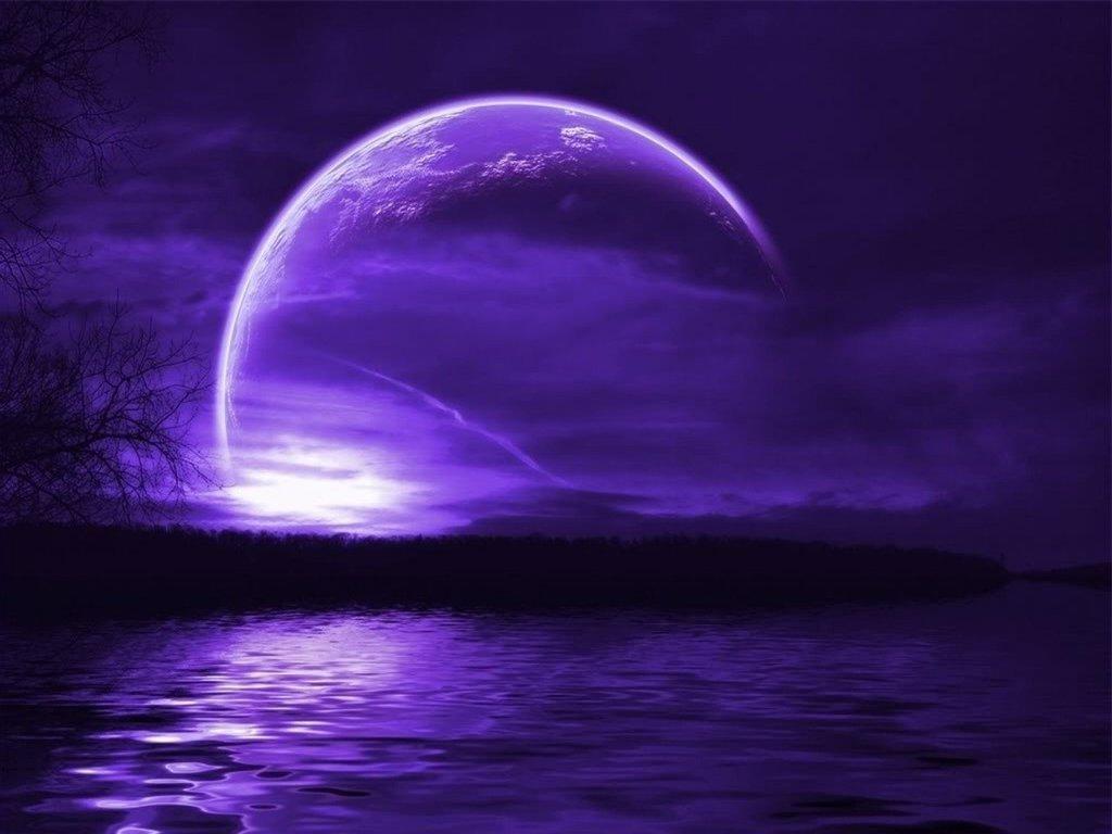 purple-moon-wallpaper-free-hd-wallpapers-for-desktop - hd wallpaper