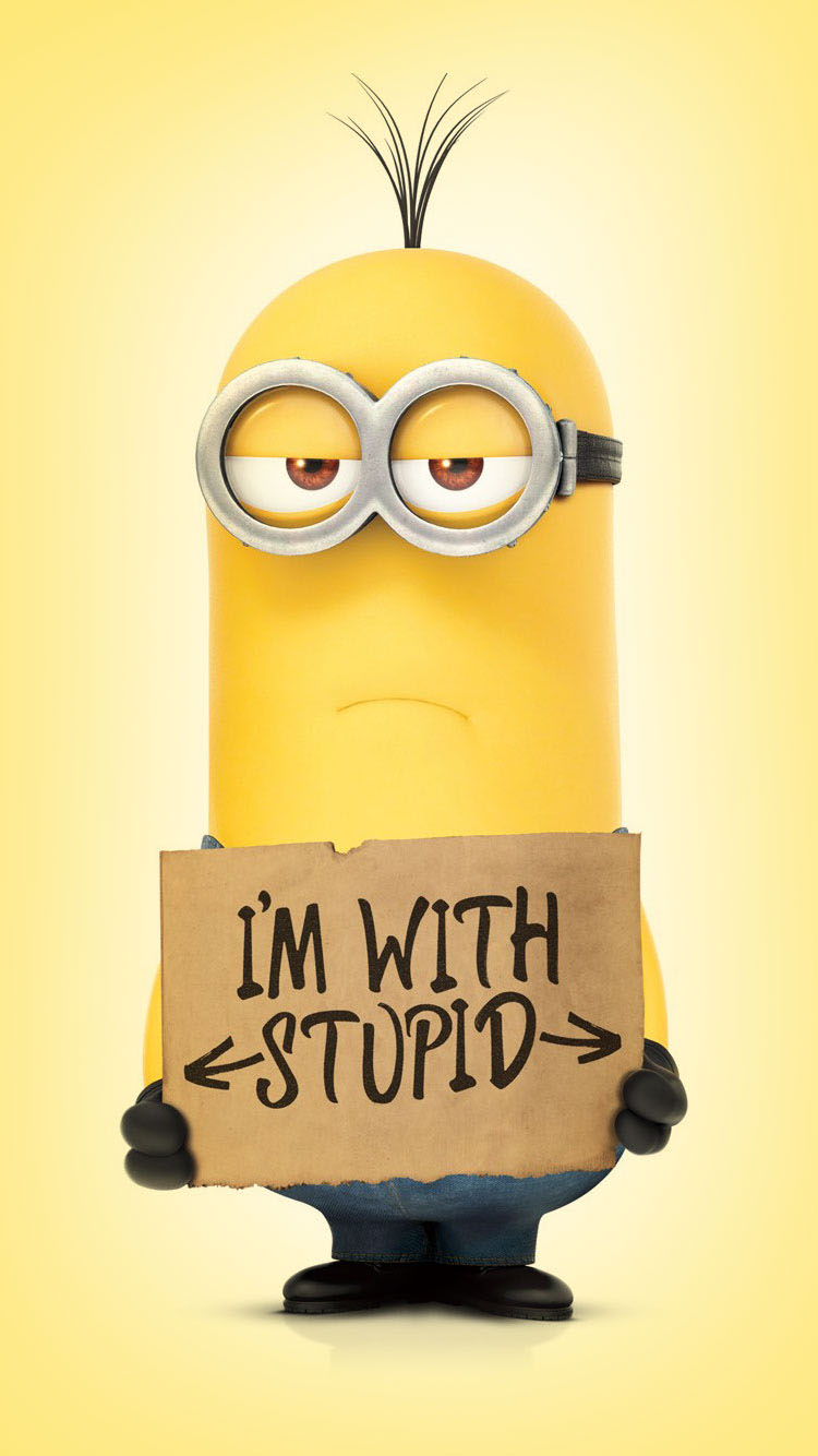 Cute Wallpaper Of Minions Funny Hd Free Wallpapers Download Free Hd Wallpaper