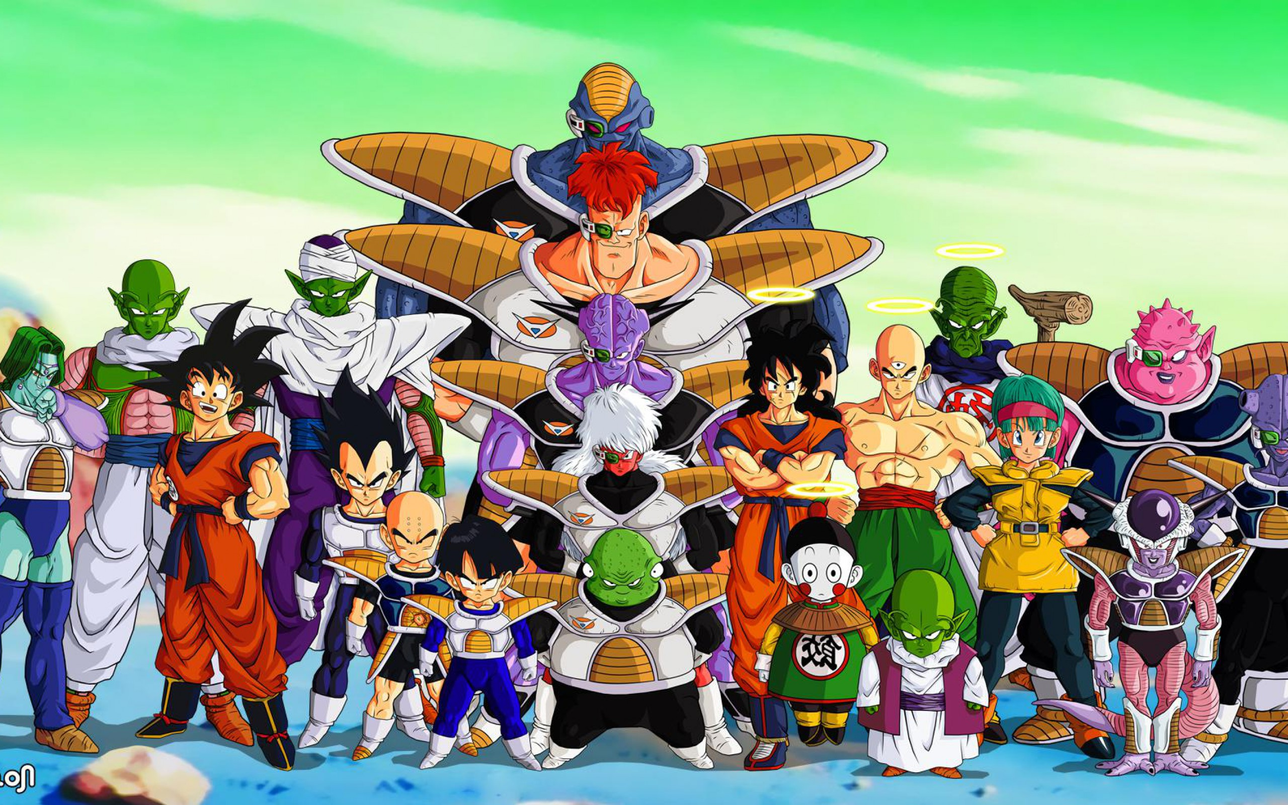 Dragon Ball Z Photos HD Wallpaper