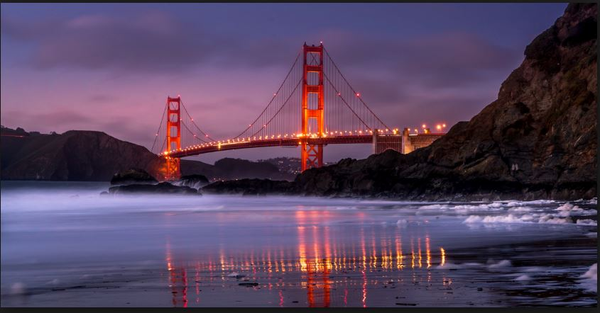 best golden gate wallpaper  HD Wallpaper