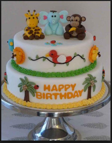 Happy Birthday Cake Hd Hd Wallpaper