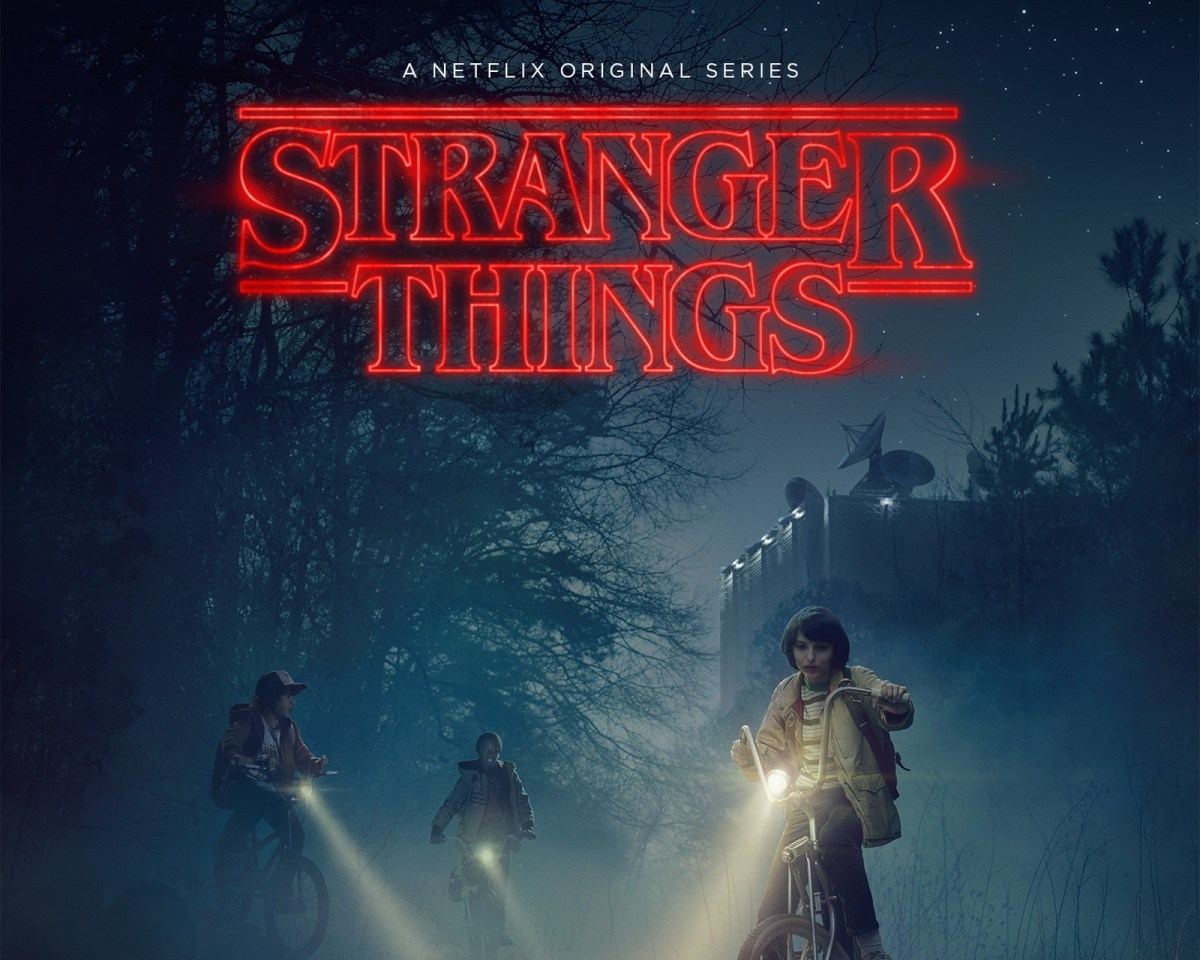 HD Stranger Things Wallpapers