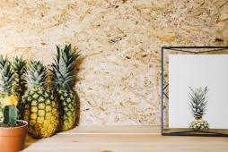 pineapple wallpapers download for your personal background image