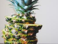 pineapple wallpapers in pieces