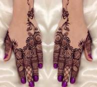 Floral-Mehandi-Design-Images ideas
