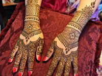 Styled-Mehendi-Design for eid