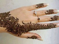 mehndi design for eid al-fitr