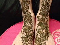 simple Leg-Mehndi-Designs-for-Eid